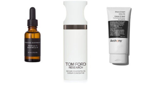 Men's Summer 2020 Grooming Products