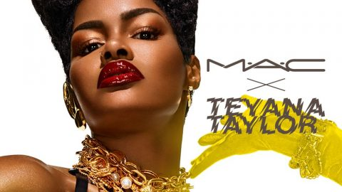 Teyana Taylor Announces Collab w/ MAC Cosmetics July 2020 Release